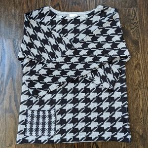 J.Jill NWOT Herringbone Sweater